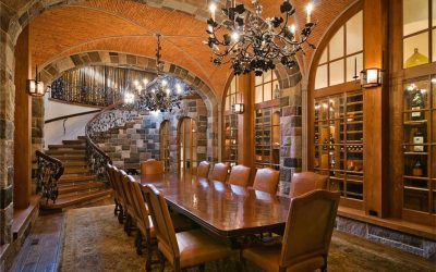 Wine Mogul Sells Iconic Michigan Mansion