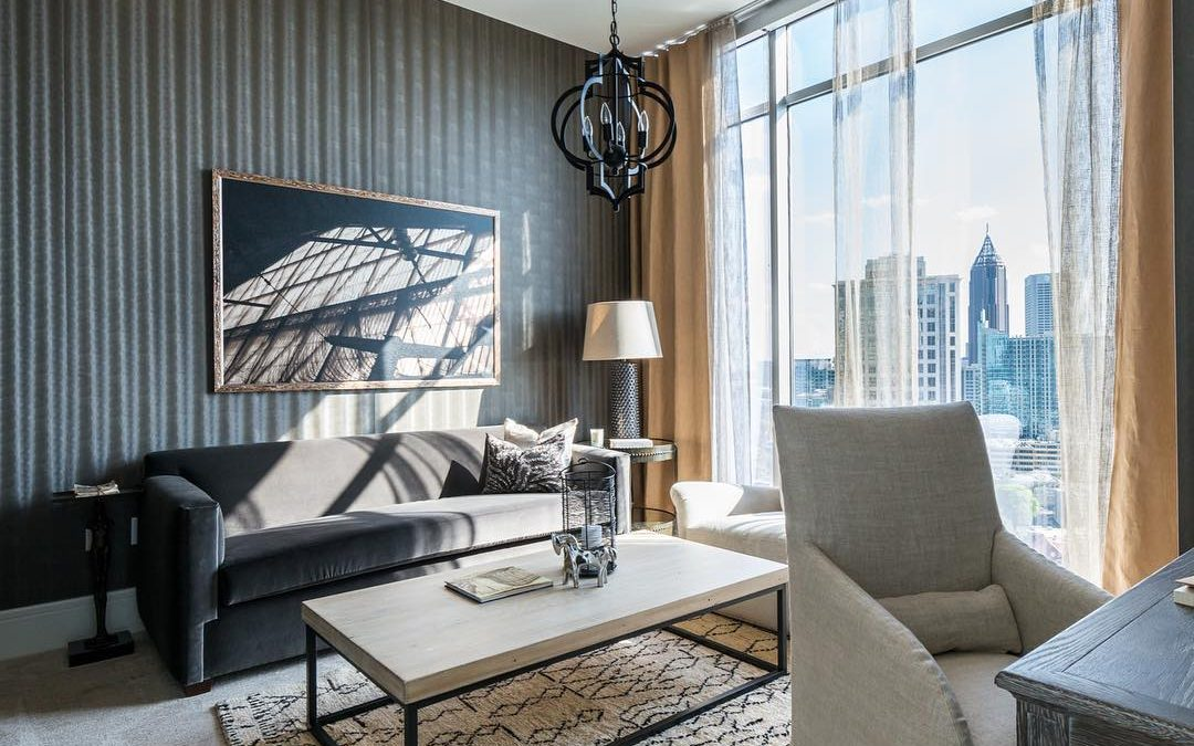 Atlanta Luxury Condos – 1065 Peachtree St Atlanta GA 30309