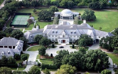 One Of The Dallas Homes Of Mark Cuban
