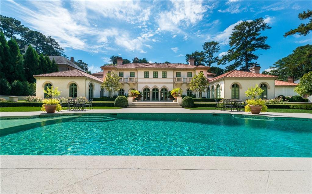 8 of the Richest Areas in Atlanta by Neighborhood