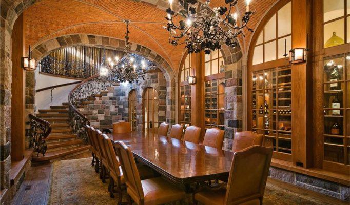 wine cellar homes