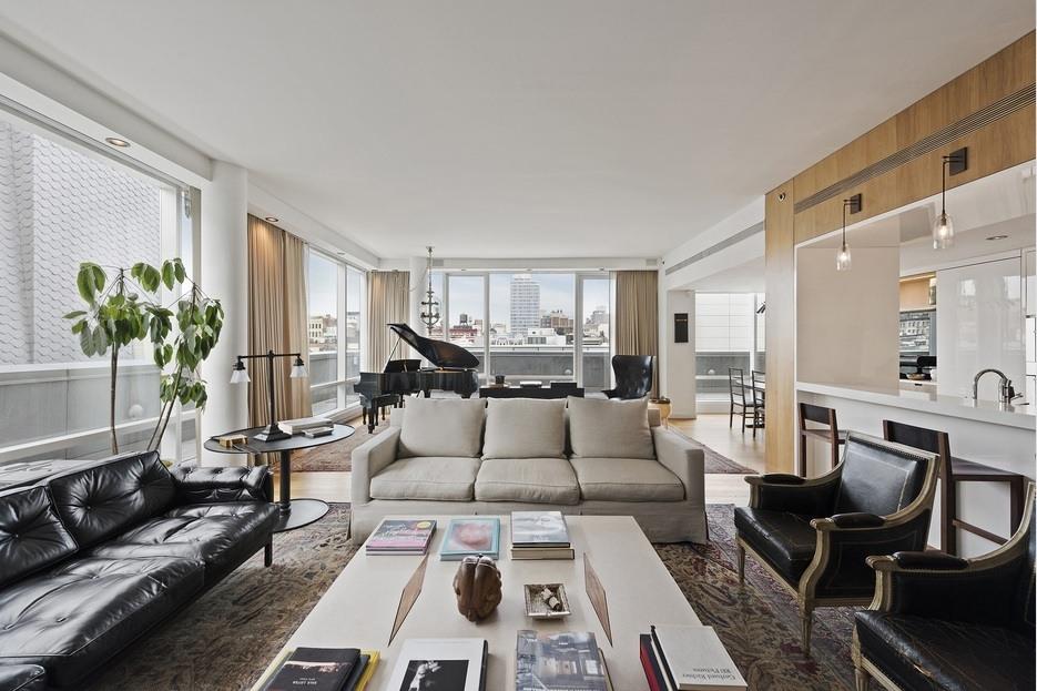 Inside Justin Timberlake's Soho Penthouse