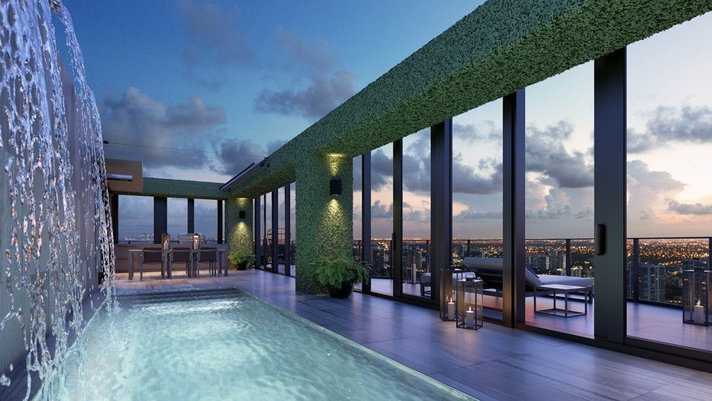 Luxury Regalia Penthouse In Miami For Sale For $39 Million