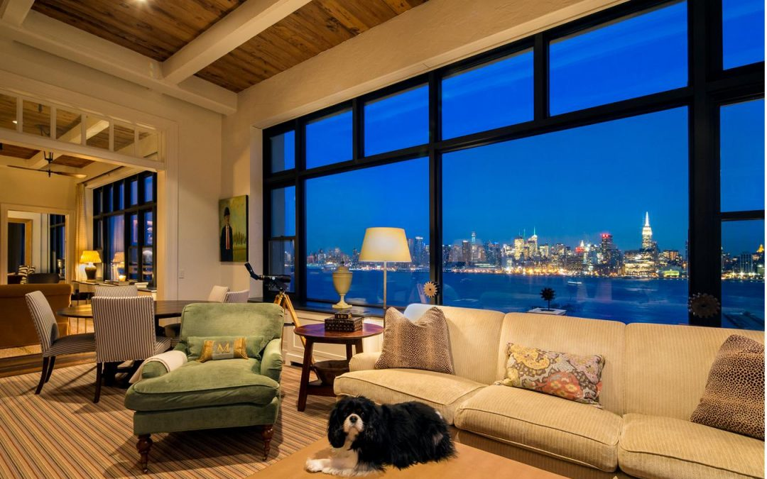 Inside Eli Manning's Luxury New Jersey Condo